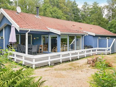 Photo for Quaint Holiday Home in Aakirkeby with Whirlpool