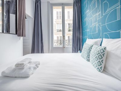 Photo for Hôtel de Ville - Musée Pompidou : lovely flat for 4