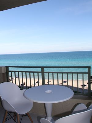 Photo for Condo Beach front, completely remodeled, building has great amenities