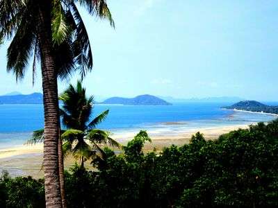 Photo for Samui Hideaway Boutique Bed and Breakfast, where the Forest Meets the Sea.