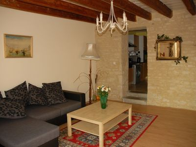 Photo for Le Chic, charming little house in the Marais Poitevin