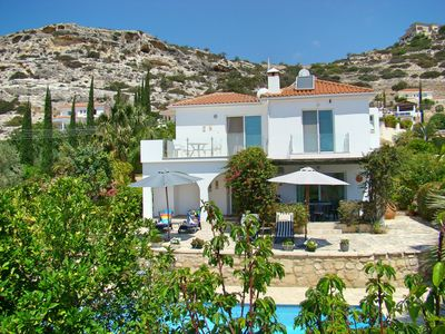 Photo for Luxury Villa With Private Pool, Sea And Mountain Views, Near Beaches