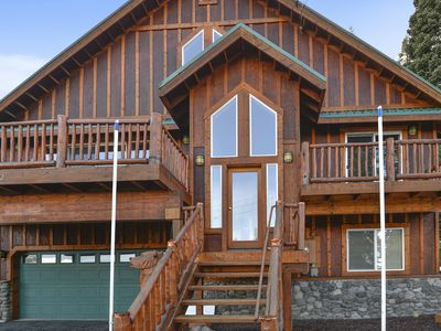 Photo for Skislope Vacation Cabin in Tahoe Donner is the Perfect Home Away from Home!