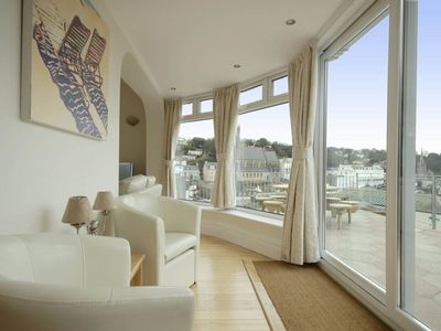 Photo for 5 bedroom accommodation in Torquay