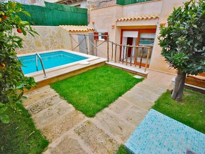 Photo for Only 20 minutes to the dream beach of Playa de Muro 3 bedrooms, 2 bathrooms for 6 adults