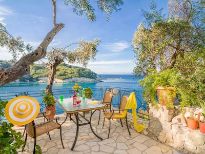 Photo for Aglaia Villa (Loggos) Sleeps 2-4