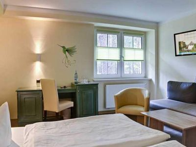 Photo for Double room comfort (for 2 + 1 persons) - SEETELHOTEL Familienhotel Waldhof
