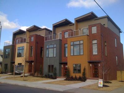 Photo for Downtown Nashville Townhouse - Germantown - Skyline View Of Downtown Nashville!