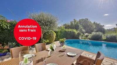 Photo for Villa de charme avec piscine & proche golf