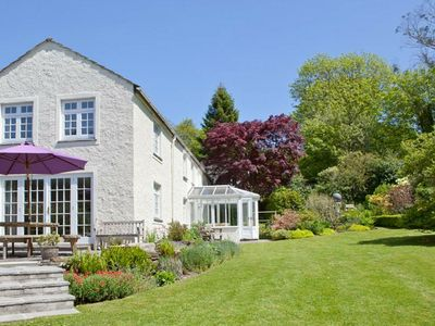 Photo for Luxurious Holiday Home in Mevagissey with Garden