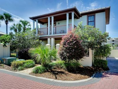 Photo for Charming Home in Seagrove ~ Steps from the Beautiful Emerald Coast!