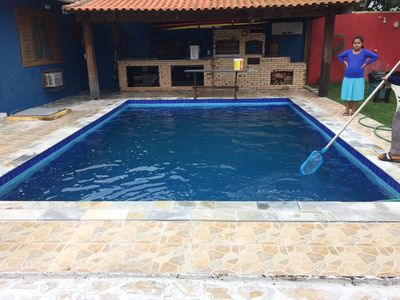 Photo for Geribá / Ferradurinha - house with pool - 10 minutes walk to the beach - 3 suites
