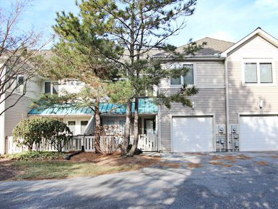 Photo for 5511H: Remodeled lakefront 3BR Sea Colony West TH! Beach, pools, tennis ...
