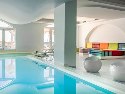 Photo for Villa Magnificent Superb Location Mykonos 8br upto 17guests Private Pool