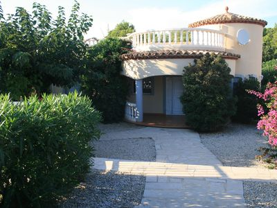 Photo for LOWER RATES for Summer: Beautiful Villa-Private Garden and Pool, and Free WIFI