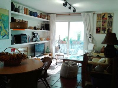 Photo for VERY COZY AND CENTRAL APARTMENT IN MADRID, TWO TERRACES AND WIFI. Capacity 4