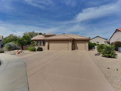 Photo for SCG GOLF COURSE DISCOVERY/SECLUDED GOLF COURSE VIEW/GOLF CART/CUL DE SAC PRIVACY