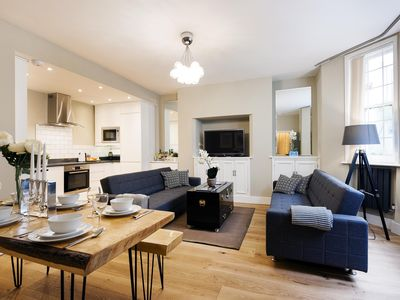 Photo for Linden Gardens Residence apartment in Westminster with WiFi & private terrace.