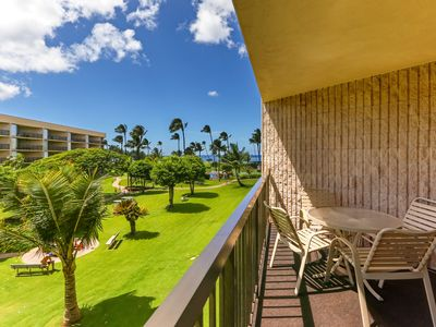 Photo for Resort amenities with ocean views from this large 2 bedroom condo suite