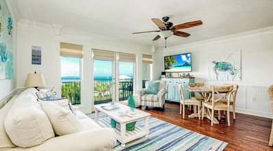 Photo for Gulf Place Premier Top Floor Unit,  beautifully maintained , Upscale Furnishings