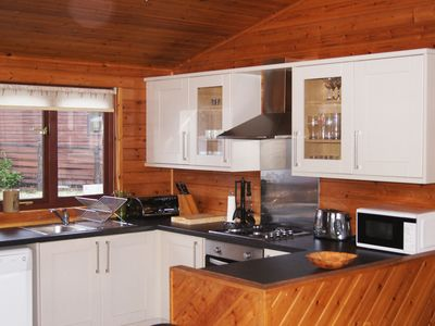 Photo for 3BR Chalet Vacation Rental in Rowardennan, Scotland