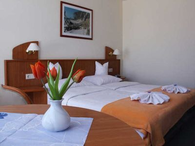 Photo for Double room without balcony - Strandhotel Ostseewoge