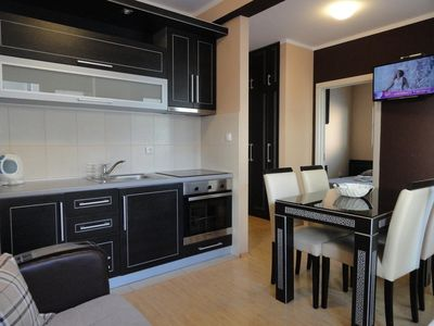 Photo for Two bedroom modern&central apartment