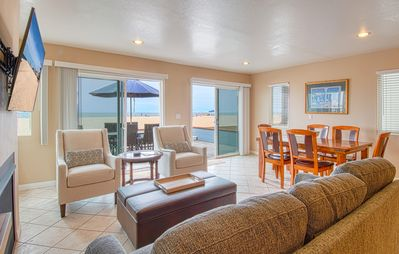 Photo for Run your toes through the sand when you enjoy this amazing oceanfront lower unit