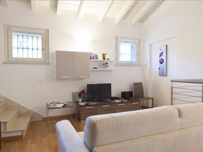 Photo for Claudius B14 apartment in Polpenazze with WiFi, integrated air conditioning, private parking, share…
