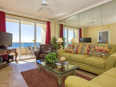 Photo for HAVE A BALL with Kaiser in The Enclave #605: 3 BR/3 BA Condo in Orange Beach Sleeps 10