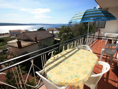 Photo for Holiday home with balcony - Apartment Smiljka 2