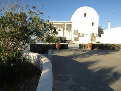 Photo for SANTORINI GRACE VILLA NO1