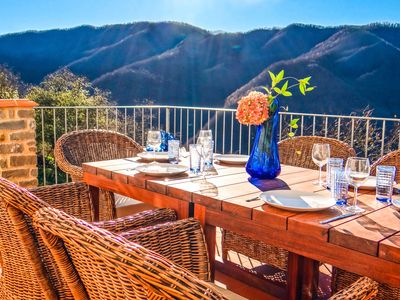 Photo for A Tuscan gem. Private Pool, Outdoor Kitchen, Dinning