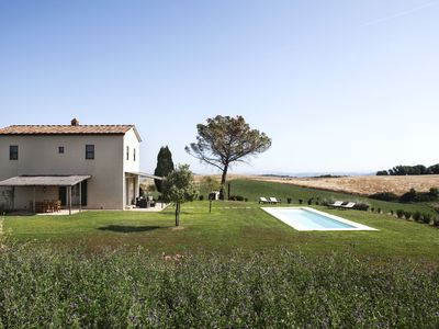 Photo for Sant'Ilaria - Private Pool Villa with 2 Bdrs