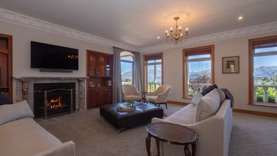 Photo for A Scottish inspired design with stunning lake views