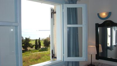 Photo for Blue and Sea room with window side sea view