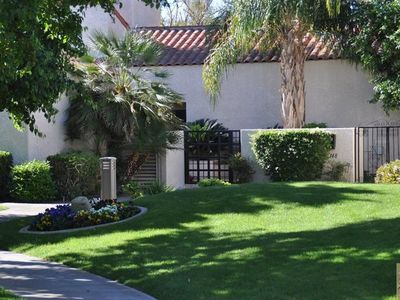 Photo for Fantastic Mt Views From this Beautiful Mission Hills Country Club Condo
