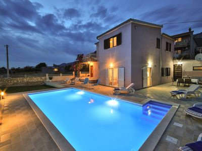 Photo for Charming holiday home with private swimming pool