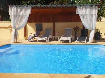 Photo for 3BR Villa Vacation Rental in Pointe aux Piments