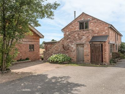 Photo for THE BARN, with open fire in Weston-Under-Redcastle, Ref 8325