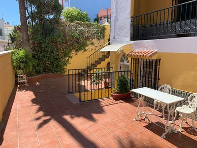Photo for Lovely Apartment Beramendi Close to Beach with Terrace & Wi-Fi