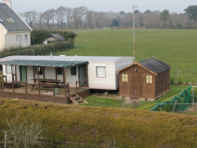 Photo for MOBIL INDEPENDENT HOME WITH GARDEN