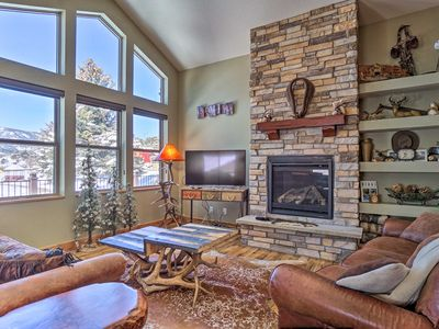 Photo for Estes Park House w/ Mtn Views - Mins to Downtown!