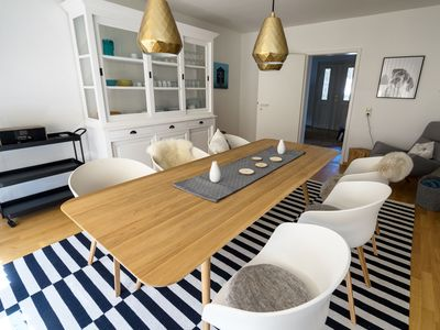 Photo for Stylish well-being apartment close to the center