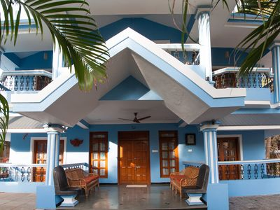 Photo for Luxury Beach Villa with Bathtub Room, Flat Screen TV, Perfect for Families