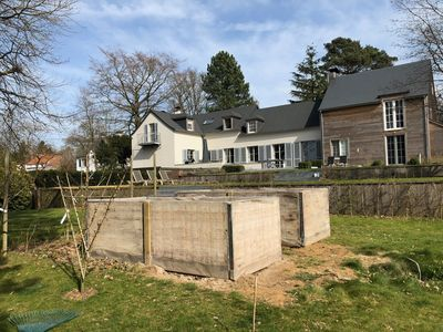 Photo for 5BR Villa Vacation Rental in Chaumont-Gistoux