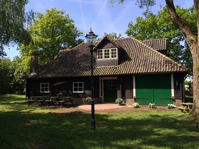 Photo for Cozy detached residence with privacy and tranquility on the Veluwe