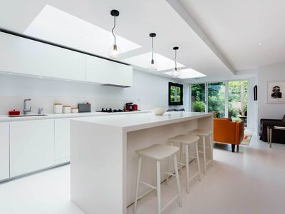 Photo for Contemporary Two Bedroom Home in Hampstead with Garden, Sleeps 4 (Veeve)