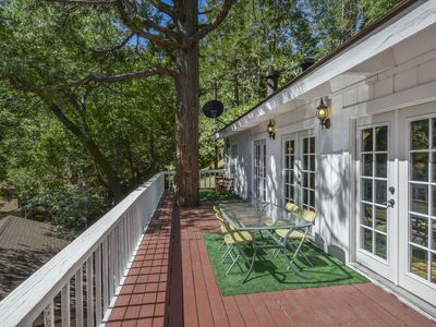 Photo for Lake Arrowhead Forest Cabin