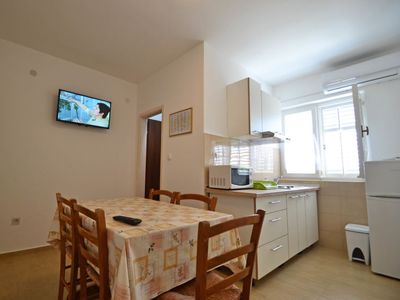 Photo for 2 bedroom Apartment, sleeps 4 in Sukošan with Air Con and WiFi